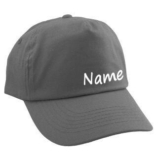 Junior Kinder CAP mit Namen oder Text personalisiert verschiedene Ausführungen