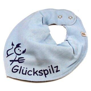 HALSTUCH TEUFEL mit Namen oder Text personalisiert für Baby oder Kind verschiedene Ausführungen