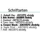 HALSTUCH Totenkopf Pirat mit Namen oder Text personalisiert für Baby oder Kind verschiedene Ausführungen